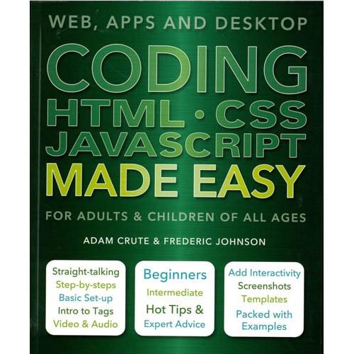 Coding HTML CSS JavaScript Made Easy - pr_1773819