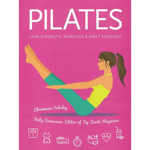Pilates: Core Strength, Exercises, Daily Routines - pr_1700219