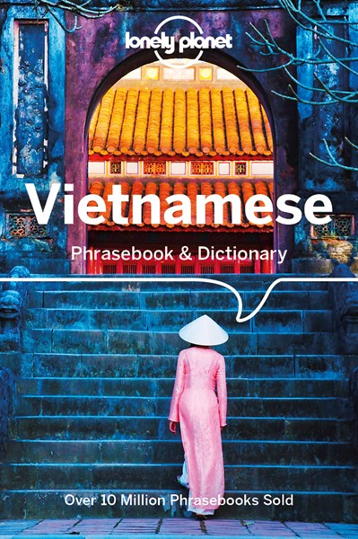 Lonely Planet Vietnamese Phrasebook & Dictionary - pr_149318