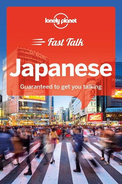 Lonely Planet Fast Talk Japanese - pr_370878