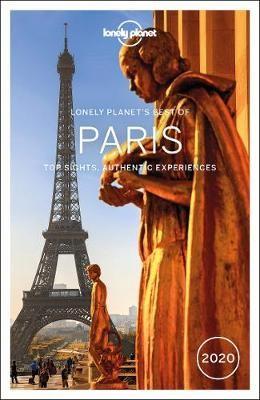 Lonely Planet Best of Paris 2020 -