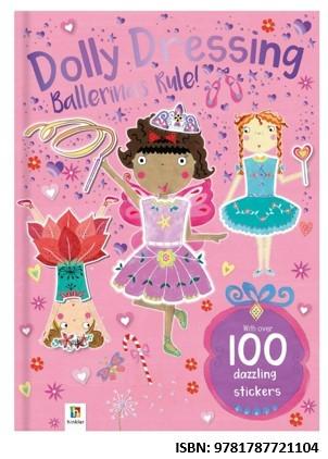 Ballerinas Rule!: Dolly Dressing -