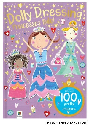Princesses Rule!: Dolly Dressing -