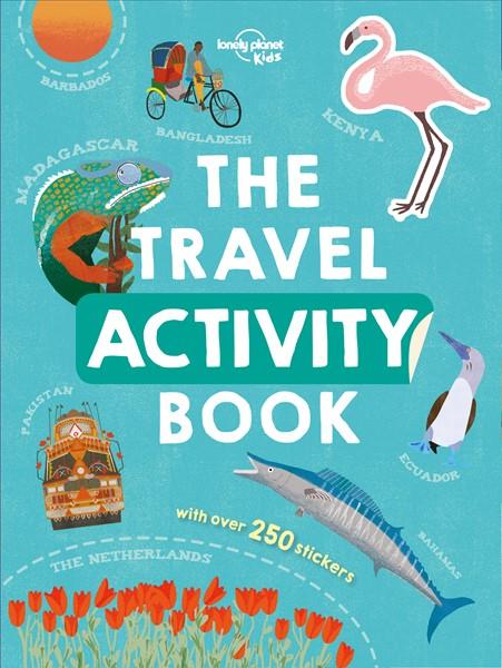 The Travel Activity Book - pr_121652