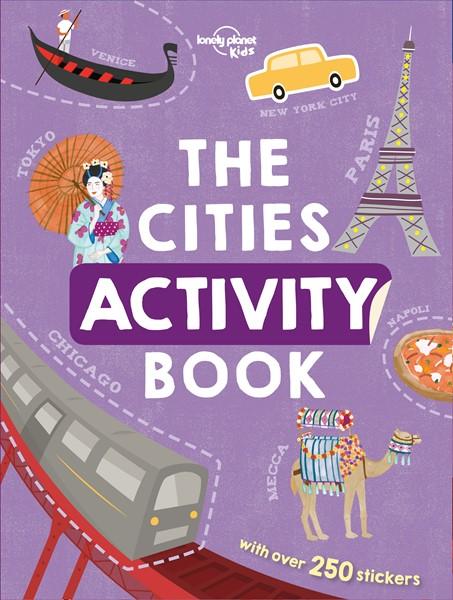 The Cities Activity Book - pr_322997