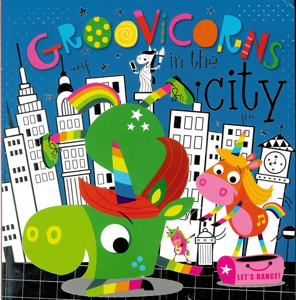 Groovicorns in the City - pr_1836473