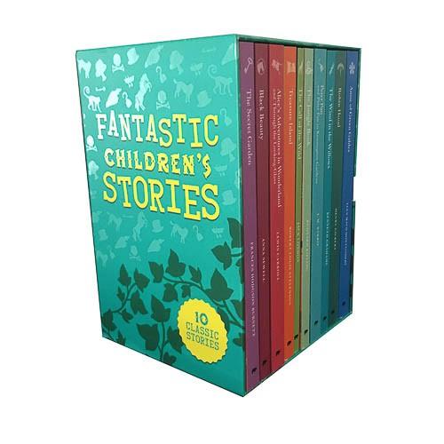 Fantastic Children's Stories - pr_1773739