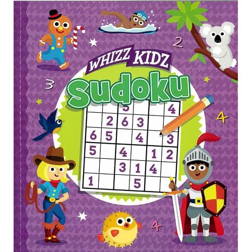 Whizz Kidz: Sudoku -