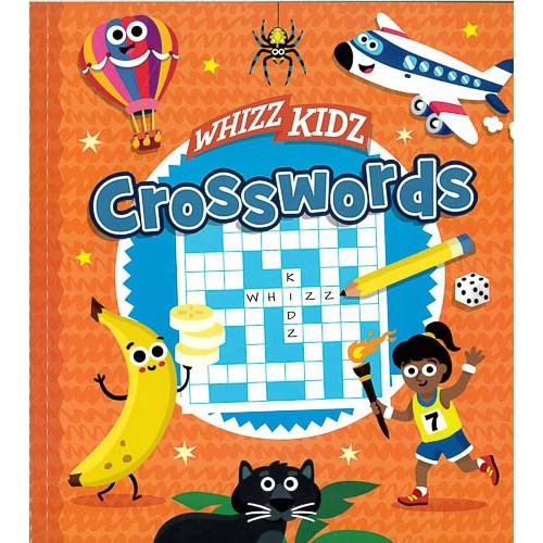 Whizz Kidz: Crosswords -