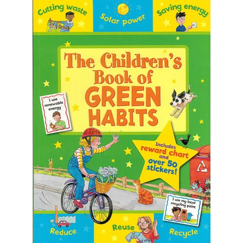 The Children's Book of Green Habits - pr_1701024