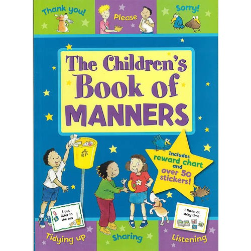 The Children's Book of Manners - pr_1700242