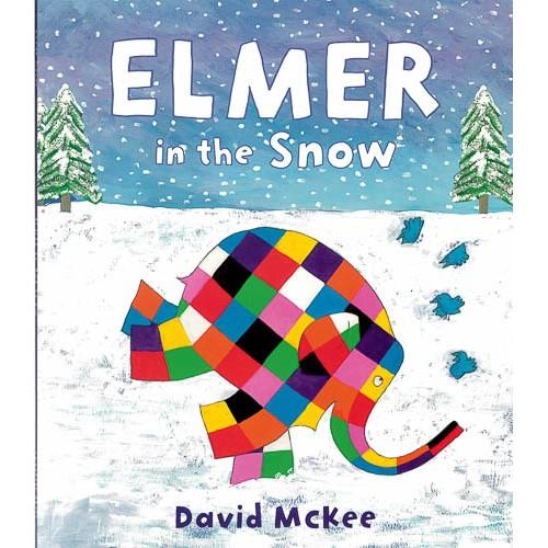 Elmer in the Snow - pr_1773853