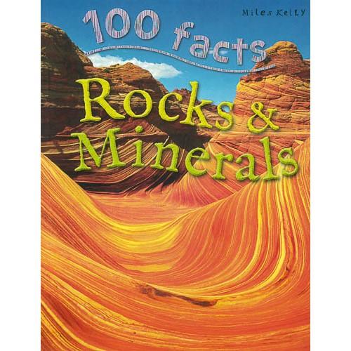 100 Facts Rocks & Minerals - pr_1773931