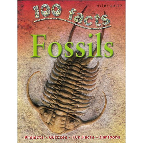 100 Facts Fossils - pr_1773910