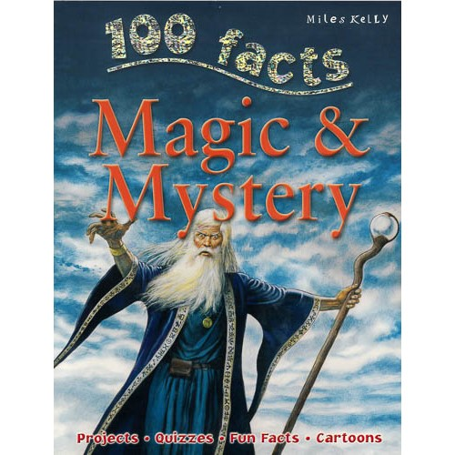100 Facts Magic & Mystery - pr_1775189