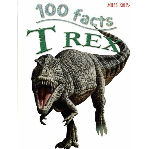 100 Facts T Rex - pr_1773961