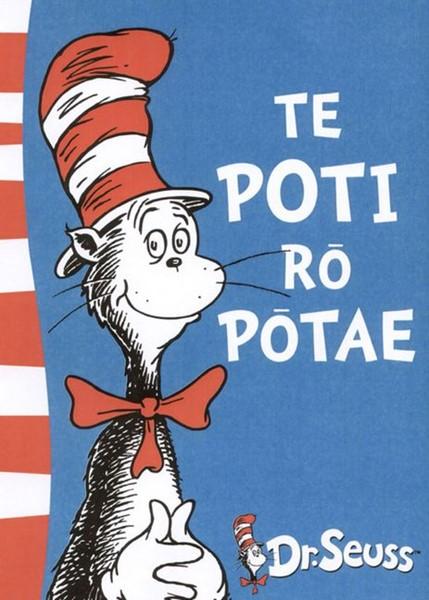 Te Poti Ro Potae The Cat In The Hat -
