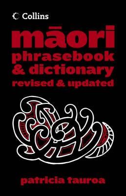 Coliins Maori Phrasebook And Dictionary - pr_421974