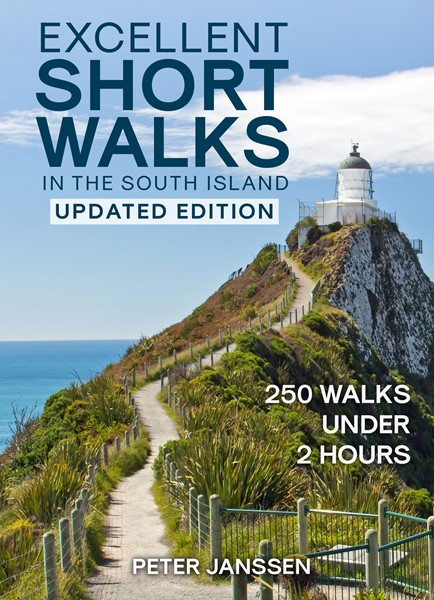 Excellent Short Walks in the South island -