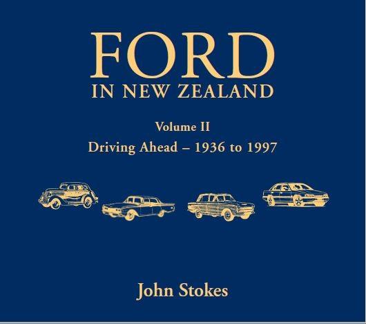 Ford In New Zealand Volume 2 - pr_1835525