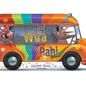 Nga Wira o te Pahi (The Wheels on the Bus Maori edition)