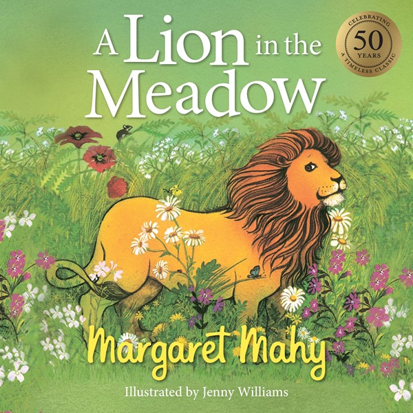 A Lion in the Meadow - pr_429106
