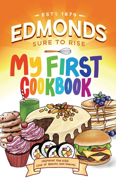 Edmonds My First Cookbook - pr_1699921
