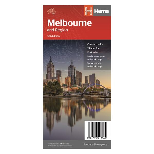 Melbourne & region handy -