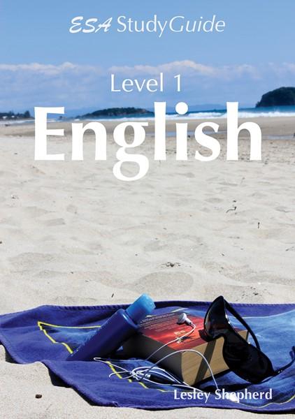 Sg Ncea Level 1 English Study Guide - pr_422054