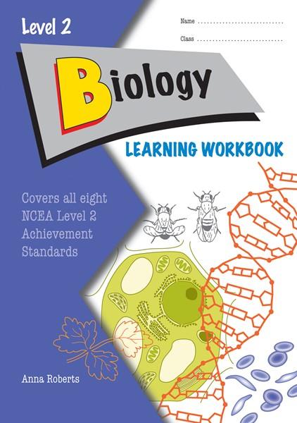 LWB NCEA Level 2 Biology Learning Workbook -
