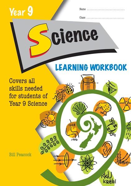 Lwb Year 9 Science Learning Workbook - pr_422059