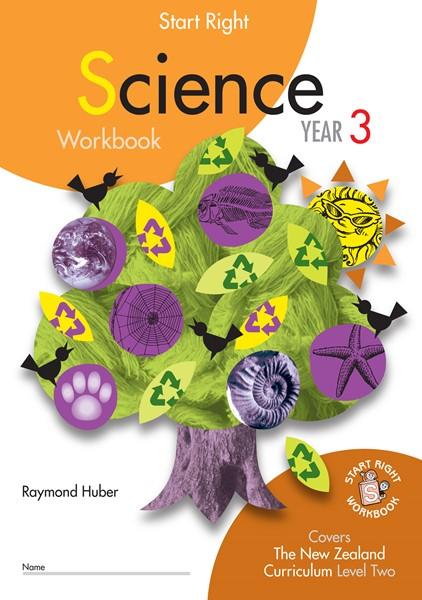 Sr Year 3 Science Workbook - pr_422064