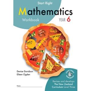 Sr Year 6 Mathematics Workbook