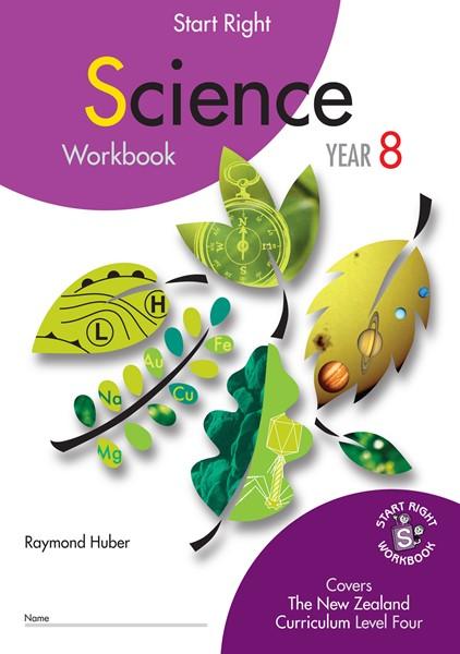 Sr Year 8 Science Workbook - pr_422098
