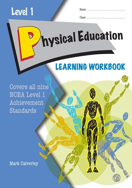 LWB NCEA Level 1 Physical Education Learning Workbook - pr_422093