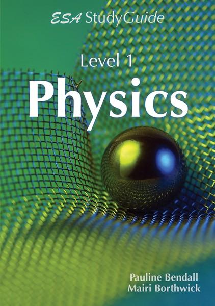 Sg Ncea Level 1 Physics Study Guide - pr_422101