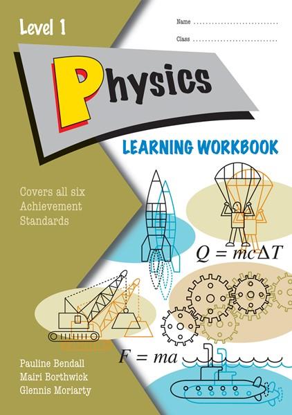 LWB NCEA Level 1 Physics Learning Workbook - pr_422083