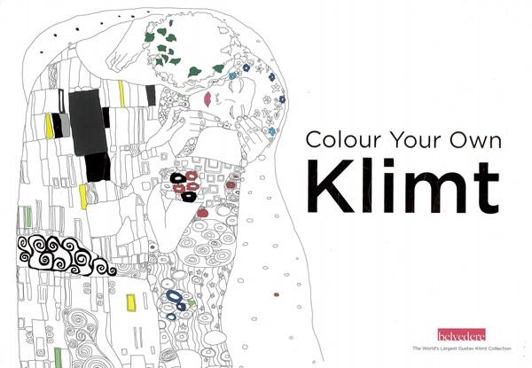 Colour Your Own Klimt - pr_1720279