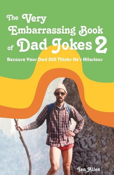 The Very Embarrassing Book of Dad Jokes 2 - pr_1700105