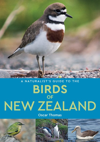 A Naturalist's Guide to the Birds of New Zealand - pr_1837764