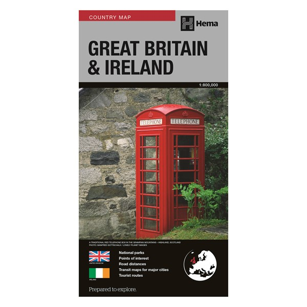 Great Britain & Ireland Deluxe -