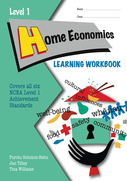 LWB NCEA Level 1 Home Economics Learning Workbook - pr_422131