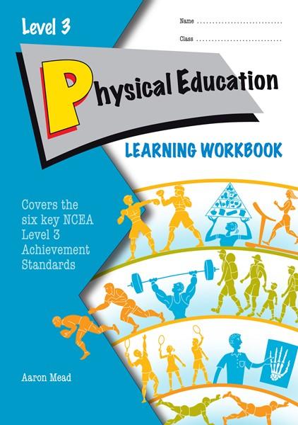 LWB NCEA Level 3 Physical Education Learning Workbook - pr_422146