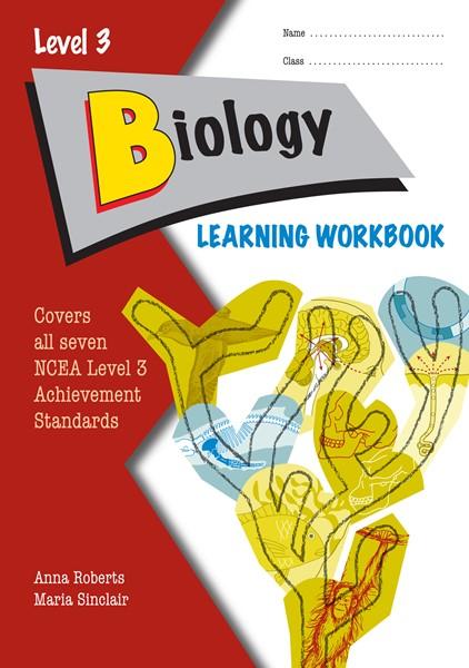 LWB NCEA Level 3 Biology Learning Workbook - pr_422138