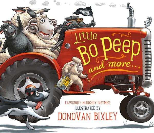 Little Bo Peep and More - pr_1700094