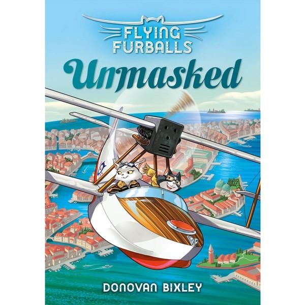Flying Furballs 3: Unmasked - pr_429176