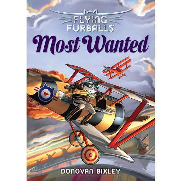 Flying Furballs 4: Most Wanted - pr_429178