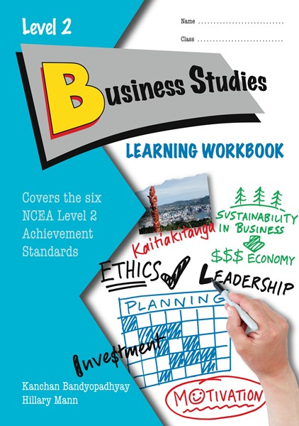 LWB NCEA Level 2 Business Studies Learning Workbook - pr_429128