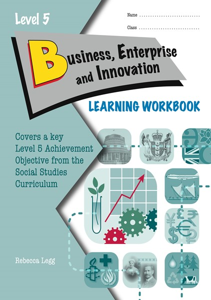 LWB Level 5 Business, Enterprise & Innovation Learning Workbook - pr_429124
