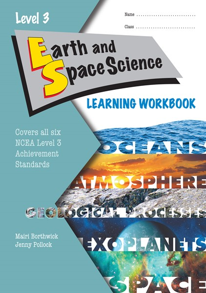 LWB NCEA Level 3 Earth and Space Science Learning Workbook - pr_429126
